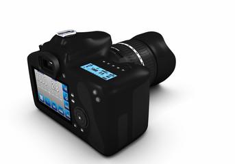 Digitale Spiegelreflexkamera 360° Ansichten - Bild 3 von 9