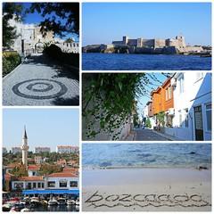 Places from an Aegean Island (Bozcaada-Tenedos),Turkey