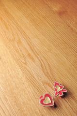Weihnachtsartikel aus Holz