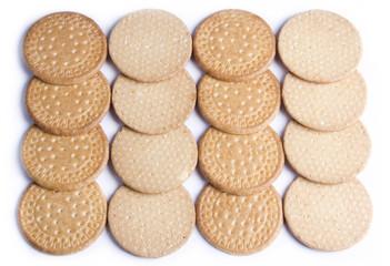 Cookies texture
