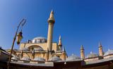 Sultan Selim mosque near Mevlana museum in Konya, Turkey poster