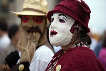 Mascaras Ibéricas