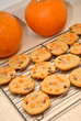 Cooling Pumpkin Cookies