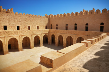 Fortress in Sousse, Tunisia