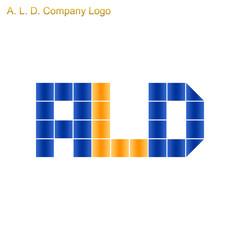 A. L. D. Company Logo