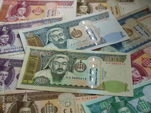 Деньги современной Монголии