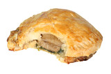mushroom and stilton wellington