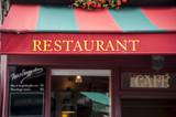 Fototapety Restaurant