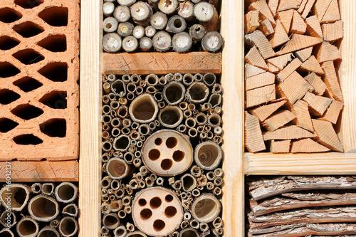 Insektenhaus,  insect refuge