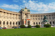 Vienna Hofburg Imperial Palace at day - Austria