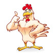 Strong Chicken - 46045168