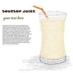 soursop juice
