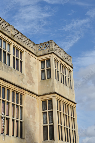 Audley End side view