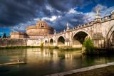 Castel Sant'Angelo, Rome - Fine Art prints
