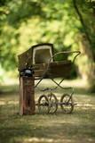 carrozzina vintage