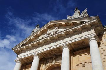 Porche du Palais des Ducs, Dijon