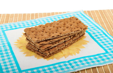 Stack of Crispbreads