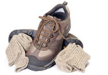 all terrain cross training hiking lightweight shoe  and ragg soc