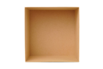 Paper box for packaging
