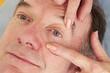 Ophtalmologie - Auscultation de l'oeil