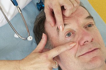 Ophtalmologie - Examen de l'oeil