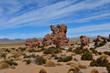 Paysage de l'altiplano.