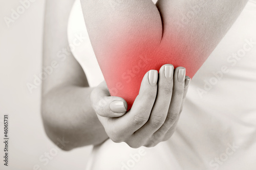 Pain in elbow