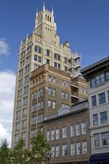 Art Deco Architecture of Asheville, NC