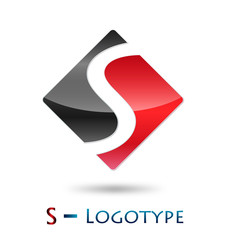 Company Letter S Logo #Vector