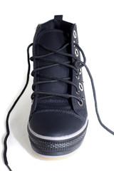 chaussure basket noir