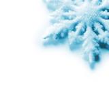 Fototapety snowflake