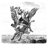 Perseus & Pegasus poster