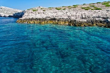 Croazia, trasparenze alle isole Kornati