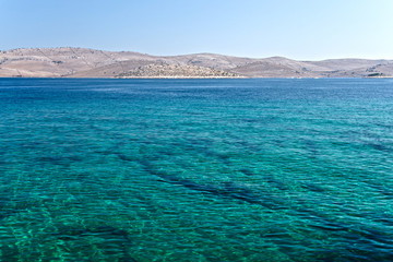 Croazia, trasparenze alle isole Kornati 2