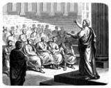 Antique Greek Orator