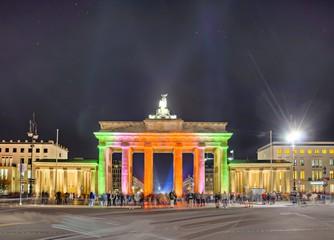 Brandenburger Tor Berlin- weitere Berlinbilder im Portfolio