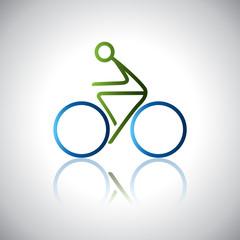 Bisiklet sporcusu