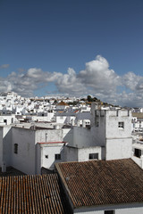 Vista de Conil
