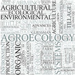 Agroecology Discipline Study Concept