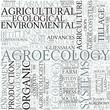 Agroecology Discipline Study Concept