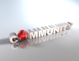 Community Welt