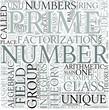 Algebraic number theory Discipline Study Concept