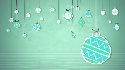 Baubles Swinging Loop HD
