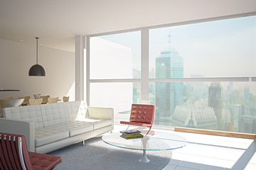 Penthouse Design Interior