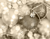 soft focus baubles