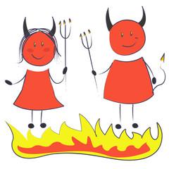 Enfants diables