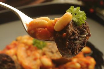 Fabada asturiana Asturian fabada Asturii fabada
