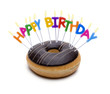 Happy Birthday Donut