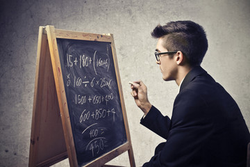 Business Blackboard