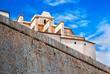 Old city of Ibiza, Spain